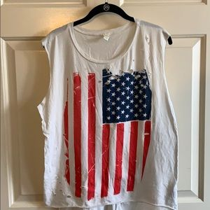 Perfect 4th of July Muscle Tee